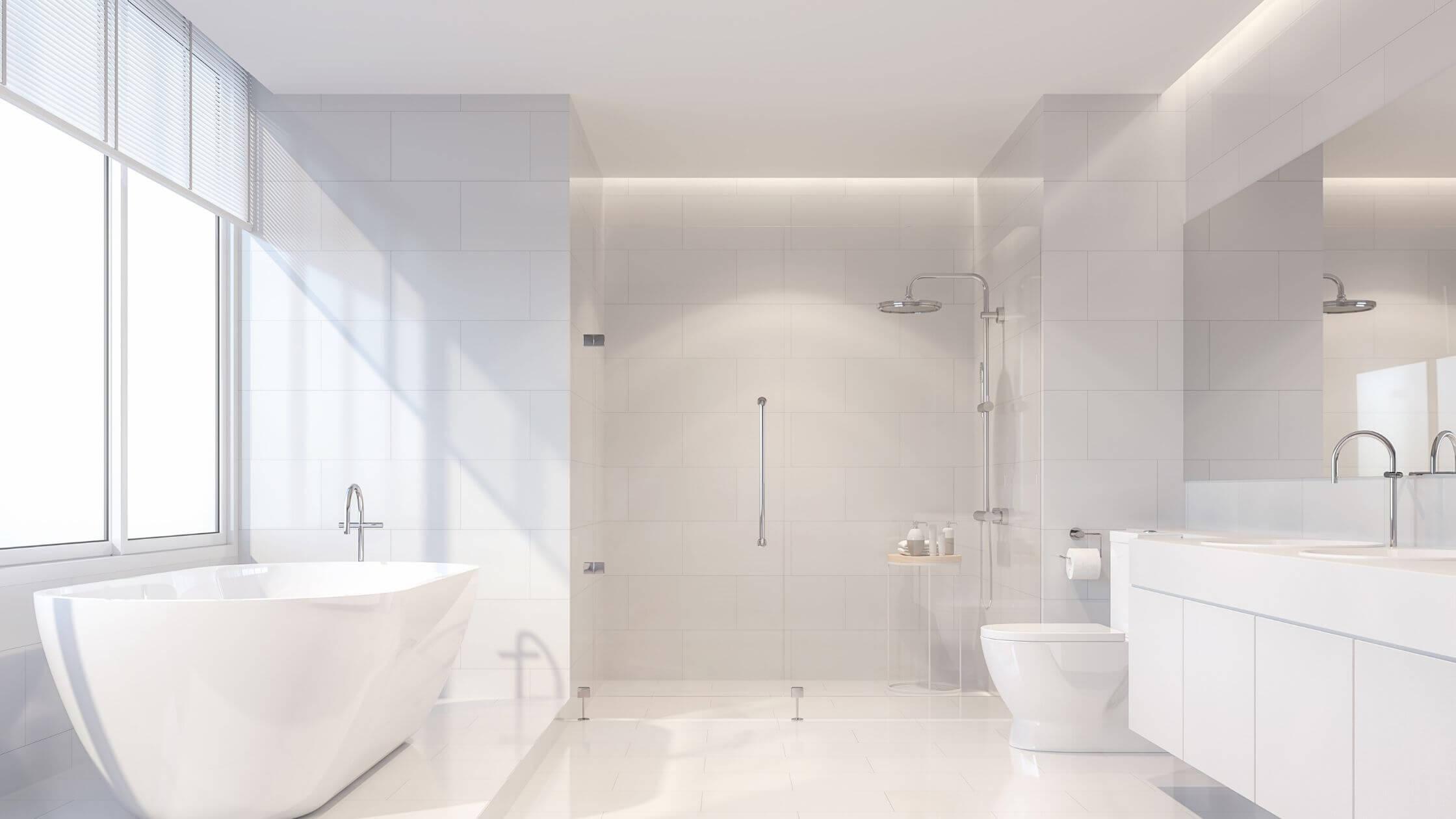 Bathroom Window Treatments Scottsdale